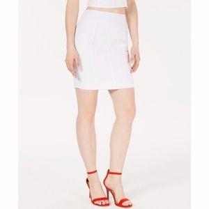 NWT GUESS Makara Seamed Pencil Skirt - Size 8